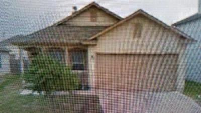 Manor Single Family Home For Sale: 11504 Hereford St