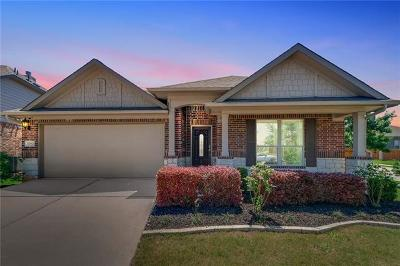 Pflugerville Single Family Home For Sale: 17912 Turning Stream Ln