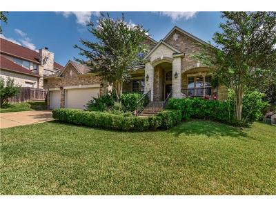 Cedar Park Single Family Home For Sale: 3006 Briona Wood Ln