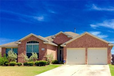 Hutto Rental For Rent: 1508 Augusta Bend Dr