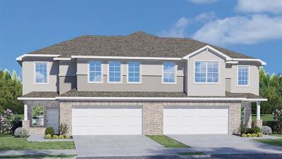 Georgetown Condo/Townhouse For Sale: 1116 La Conterra Blvd