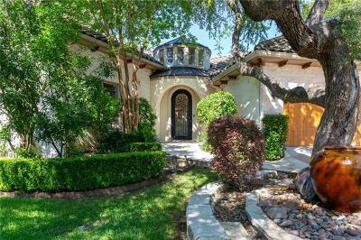 Travis County Single Family Home For Sale: 1907 Rue De St Tropez
