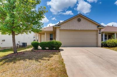 Austin Single Family Home For Sale: 8508 Chick Pea Ln