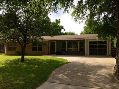 Single Family Home Pending - Taking Backups: 2902 Oak Haven