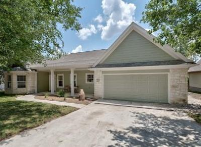 Wimberley Single Family Home For Sale: 39 Creekside Dr