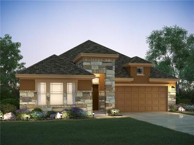 Georgetown TX Single Family Home For Sale: $326,770