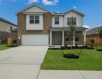 Hutto Single Family Home For Sale: 818 Kates Way