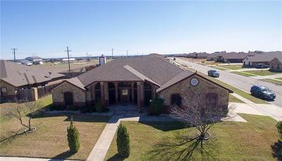 Killeen Single Family Home For Sale: 2232 Sparrow Rd