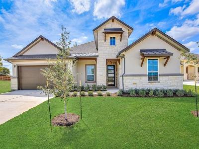 Leander Single Family Home For Sale: 1028 Almeria Bnd