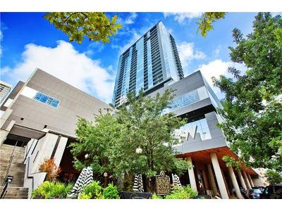 Condo/Townhouse For Sale: 210 Lavaca St #2809