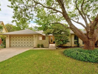 Hays County, Travis County, Williamson County Single Family Home Pending - Taking Backups: 4207 Sendero Dr