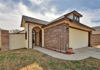 San Marcos Single Family Home Pending - Taking Backups: 246 Silo St