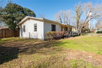 Hutto Single Family Home For Sale: 203 Taylor St
