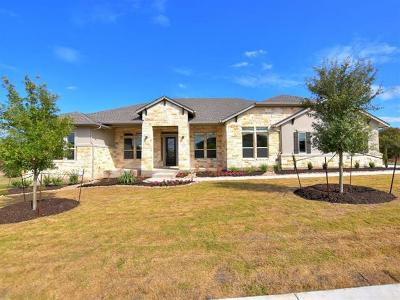 Round Rock Single Family Home For Sale: 3026 Alton Pl