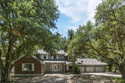 Wimberley Single Family Home For Sale: 13 Woodcreek Dr