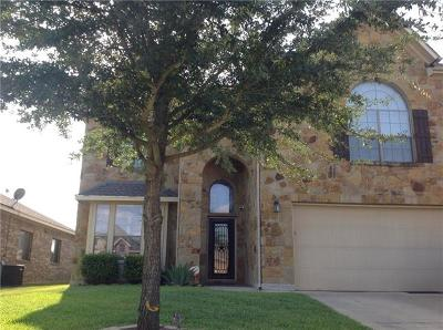Hays County, Travis County, Williamson County Single Family Home For Sale: 11128 Desert Willow Loop