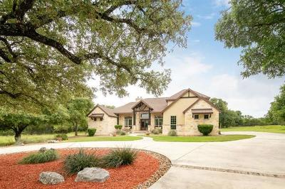Spring Branch Single Family Home For Sale: 454 Hanging Oak