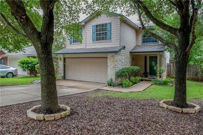 Round Rock Single Family Home Pending - Taking Backups: 1805 Wallin Loop
