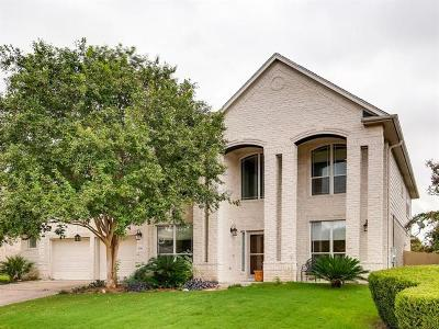 Pflugerville Single Family Home Pending - Taking Backups: 1211 Laurel Oak Trl