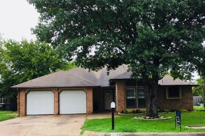 Georgetown Single Family Home For Sale: 118 Woodmont Dr