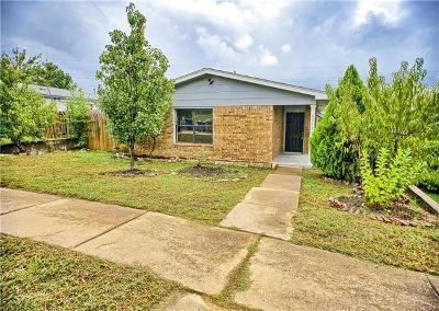 Single Family Home For Sale: 5737 Pinon Vista Dr #F