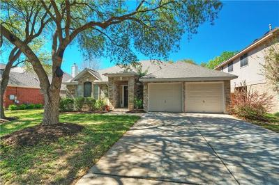 Austin TX Single Family Home For Sale: $345,000