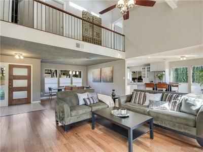 Single Family Home Pending - Taking Backups: 3411 Rosefinch Trl