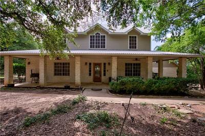 Georgetown Single Family Home For Sale: 20102 Turkey Trot Cir