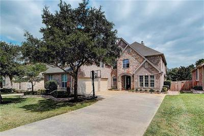 Round Rock Single Family Home For Sale: 2819 Cool River Loop