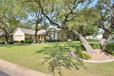Single Family Home Active Contingent: 117 Wild Horse Way