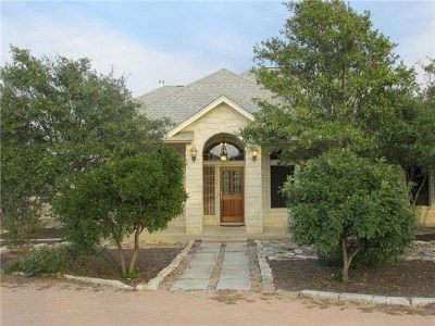 Leander Single Family Home For Sale: 122 Windemere