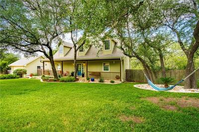 Spicewood Single Family Home Pending - Taking Backups: 206 N Cowal Dr