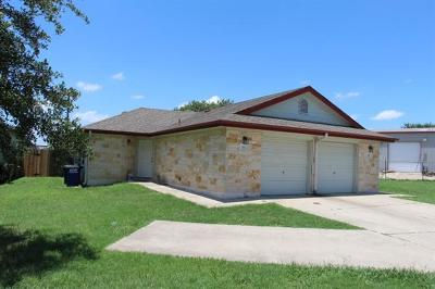 Hutto Multi Family Home Pending - Taking Backups: 243-245 Marvin Cv