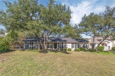 Leander Single Family Home For Sale: 1207 Oak Hollow Dr