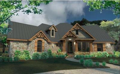 Driftwood Single Family Home For Sale: 1005 Covered Bridge Dr