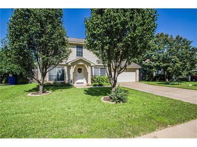Cedar Park Single Family Home For Sale: 605 Amaryllis Ave