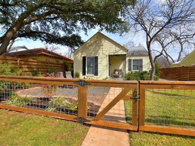 Austin Single Family Home For Sale: 906 E 43rd St