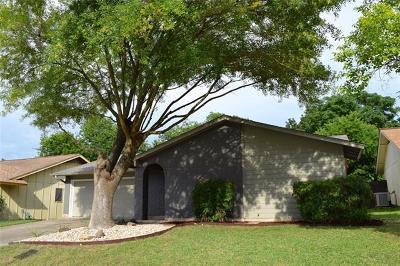 Austin Rental Active Contingent: 6507 Krollton Dr