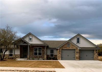 Burnet County Single Family Home For Sale: 135 Rachel Loop