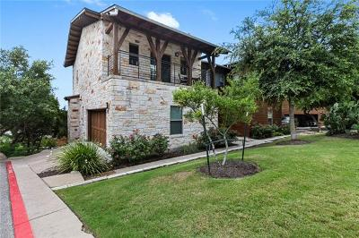 Austin Condo/Townhouse For Sale: 8110 Ranch Road 2222 #53