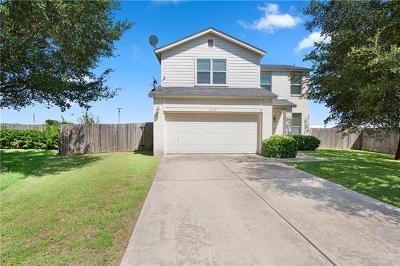 Kyle Single Family Home For Sale: 200 Retama