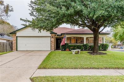 Leander Single Family Home For Sale: 2501 Cynthia Ct