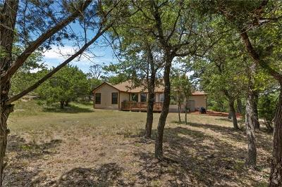 Canyon Lake Single Family Home Pending - Taking Backups: 1539 Scenic View Dr