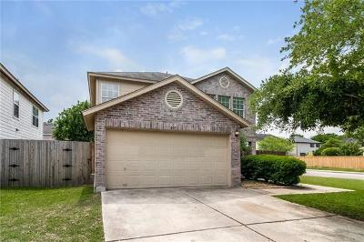 Kyle Single Family Home For Sale: 400 Emerald Fields Ln