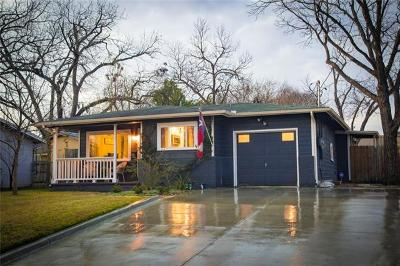 New Braunfels Single Family Home Pending - Taking Backups: 455 W Nacogdoches St