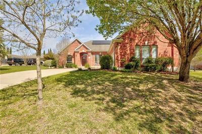 Single Family Home For Sale: 2912 Mossback Ln