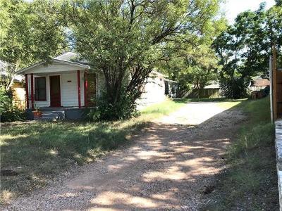 Residential Lots & Land Pending - Taking Backups: 3203 E 17 St