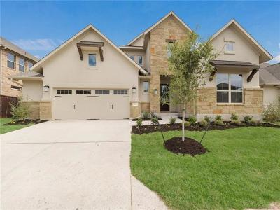 Leander Single Family Home For Sale: 103 Cr 180 #55