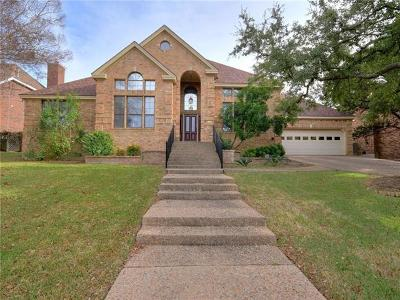 Austin Single Family Home For Sale: 7302 Anaqua Dr