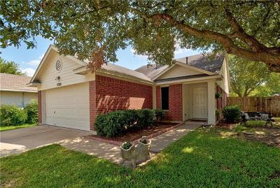 Pflugerville Single Family Home For Sale: 1703 Royal Ascot Dr